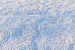 雪,特写镜头照片  免版税图库摄影