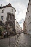 雷根斯堡,德国 免版税图库摄影