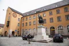 雷根斯堡巴伐利亚德国 图库摄影