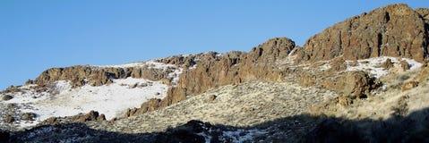 雷诺兹#2的红色峡谷 库存照片