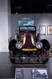 1914年雷诺键入E-F 免版税库存照片