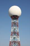 雷达天气 免版税库存照片