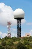 雷达 免版税库存图片
