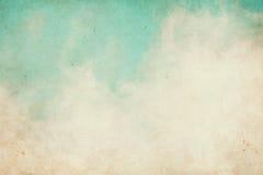 雾grunge葡萄酒 免版税库存照片