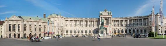 霍夫堡宫-维也纳 库存照片