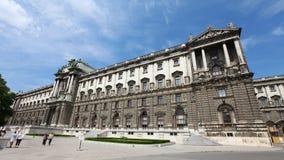 霍夫堡宫 免版税图库摄影