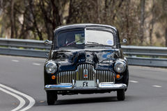 1950年霍尔顿FX轿车 免版税库存图片