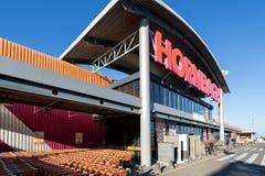 霍恩巴赫五金店在Wateringen,荷兰 库存图片
