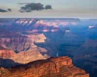 霍皮族点,大峡谷,亚利桑那 免版税库存图片