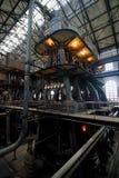 霍莉蒸汽泵 免版税库存图片