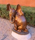 霍顿大象 库存照片
