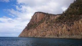 霍巴特, Bruni海岛 免版税库存图片