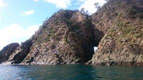 霍巴特, Bruni海岛 库存照片