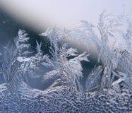 霜工作 图库摄影