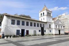 露台做colegio,圣保罗,巴西 库存图片