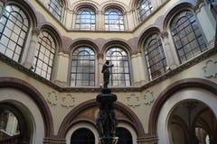 露台在维也纳 免版税库存图片