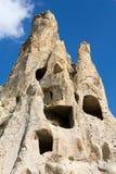 露天博物馆在Goreme cappadocia 图库摄影