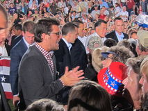 露指手套Romney 42 库存照片