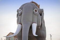 露西大象在马盖特新泽西 图库摄影