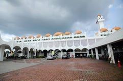 霹雳州状态清真寺在怡保,霹雳州,马来西亚 库存图片
