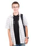 青少年的学校 免版税图库摄影