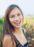 青少年的秀丽 免版税库存照片