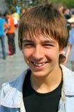 青少年的街道 库存照片