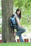 青少年高准备好的学校 免版税库存照片