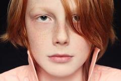 青少年的男孩 库存照片