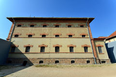 青岛德国监狱站点博物馆 库存图片