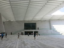 青岛盛大剧院 库存照片