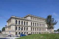 青年文化的地域性中心的大厦,直到2000年,称水手文化宫殿,前 库存照片