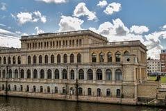 青年文化的地域性中心 加里宁格勒,俄国 库存照片