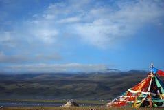 青海湖 免版税库存图片