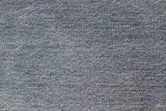 青灰色斜纹布背景,组织的水平的安排 免版税库存图片