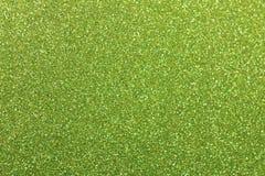 青绿的小卵石粒状沙子构造了抽象背景背景 免版税库存照片