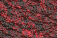 青苔岩石石头纹理 免版税库存图片