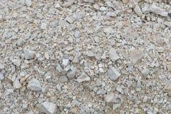 青苔岩石石头纹理 图库摄影