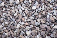 青苔岩石石头纹理 库存图片