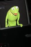 青蛙纠错文件传输协议muppets 库存照片