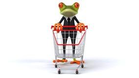 青蛙 影视素材