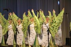 青年时期舞蹈  免版税库存图片