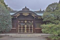 靖国神社为奉祀被找到 免版税图库摄影