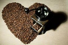 静物画咖啡 免版税图库摄影