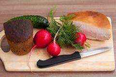 静物画食物 免版税图库摄影