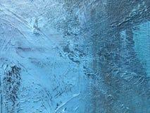 靛蓝深刻的波斯菊黑暗的夜  与自然靛蓝绘画纹理的深蓝背景 bri的令人惊讶的每夜的背景 免版税库存图片