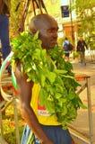 索非亚马拉松优胜者埃德温Kipchumba 图库摄影