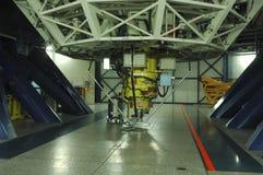 非常大望远镜的精密仪器 免版税库存照片