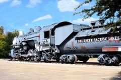 非常大蒸汽引擎 库存照片