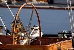 非常小船好的regates royale 免版税图库摄影